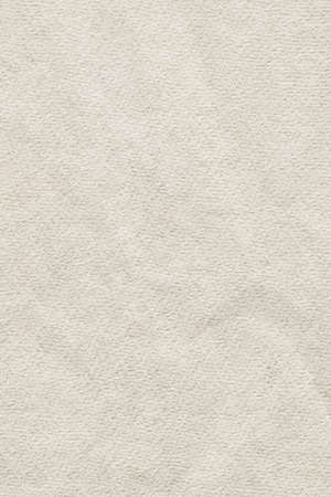 High Resolution Off White Coarse Grain Watercolor Paper Crushed Grunge Background Texture Stockfoto