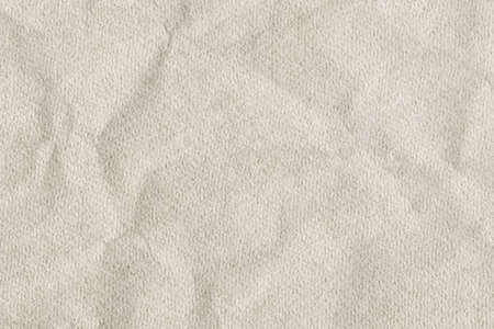 High Resolution Off White Coarse Grain Watercolor Paper Crushed Grunge Background Texture