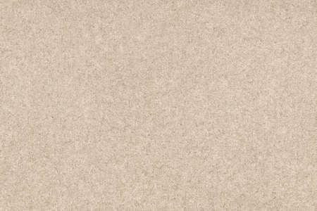 Recycle Beige Kraft Paper Coarse Grain Grunge Texture Sample