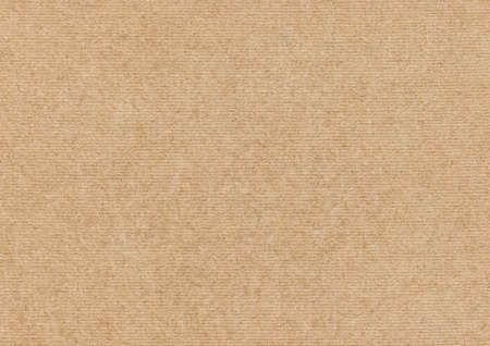 High Resolution Recycle Striped Brown Manila Kraft Paper Coarse Grunge Texture