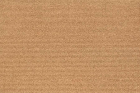 Photograph of Recycle Coarse Grain Striped Brown Kraft Paper Grunge Texture