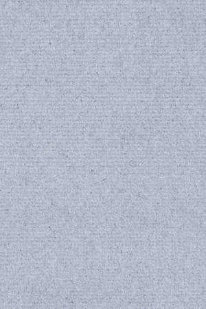 Texture di carta kraft a strisce riciclata blu polvere pallido ad alta risoluzione Archivio Fotografico