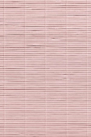 High Resolution Bleached Pale Pink Bamboo Rustic Place Mat Slatted Interlaced Coarse Grain Texture Detail