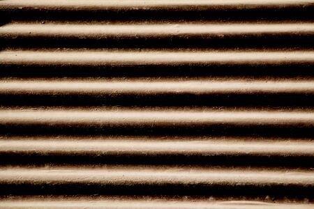 security shutters: Straight lines on a shop front shutter as a metal background