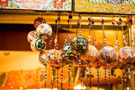 Böse Augenperle als Amulett-Souvenir aus der Türkei