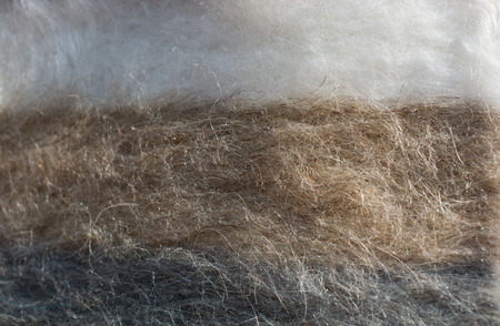 Soft hairy woolen textile as fabric texture background 版權商用圖片