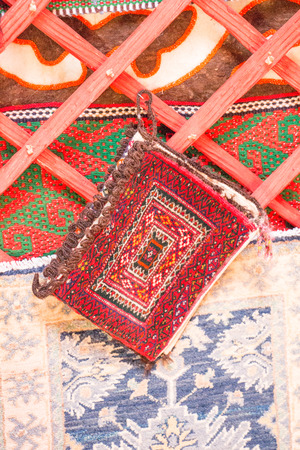 Traditional turkish handmade bag