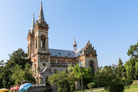 Cathedral Church Of Virgin Mary in Batumi, Georgia