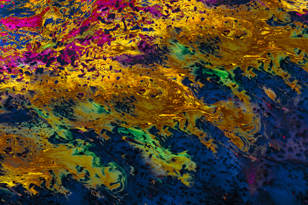 Abstract marbling art patterns