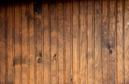 Texture details of an old wooden plunks Stock Photo
