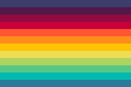 Modern soft gradient lines as colorful gradient lines Standard-Bild - 129487392