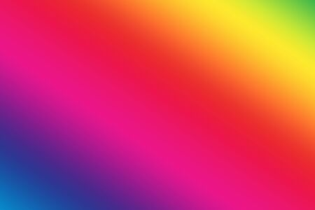 Abstract blurred colorful gradient mesh background Standard-Bild - 129487411