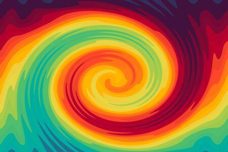 Modern soft gradient colors with twist swirl colors Standard-Bild - 129487425