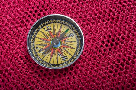 Magnetic compass tool as a concept of traveling