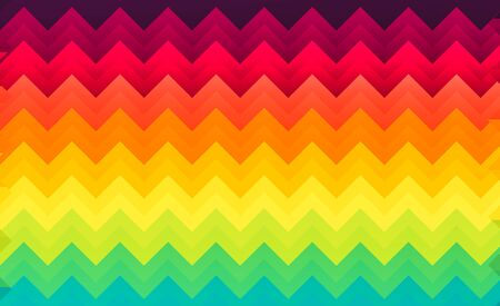 Colorful wavy abstract background as multi colors modern artwork