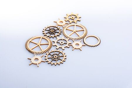 Gear wheels as The concept of mechanism