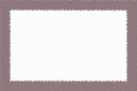 Border for diploma or certificate with ornament