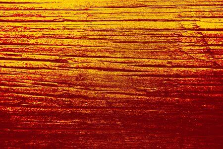 Vintage rustic pattern background on wooden planks