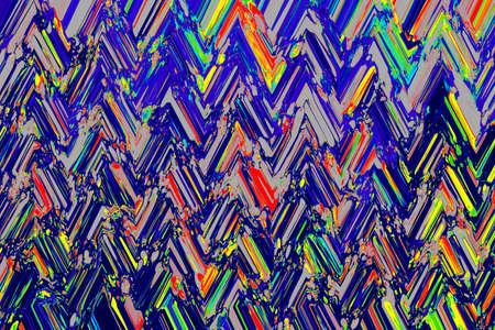 Traditional Ottoman Turkish abstract marbling art patterns as background Standard-Bild