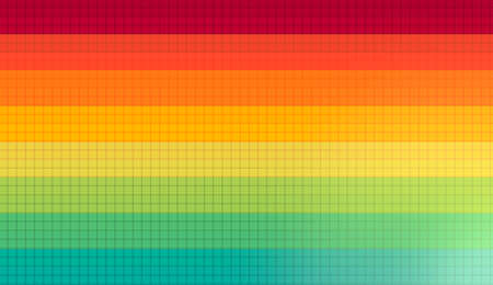 Modern soft gradient lines as colorful gradient lines