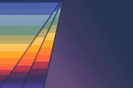 Modern abstract diagonal gradient colors background Фото со стока