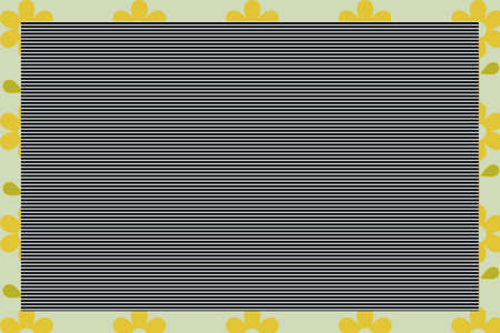Decorative simple border with  background for classic diploma certificate and similar documents