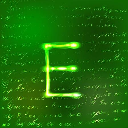 Vector alphabet. Stock Vector - 10227677