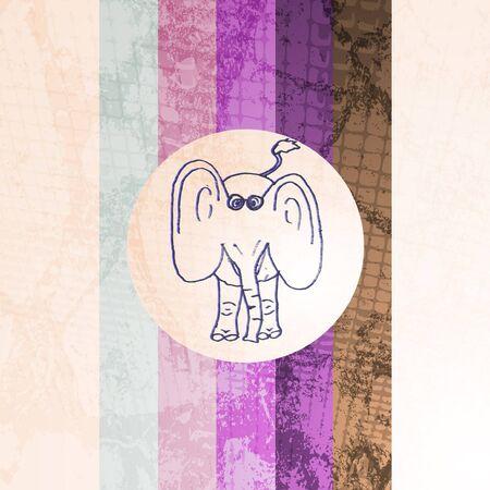 an example: elephant