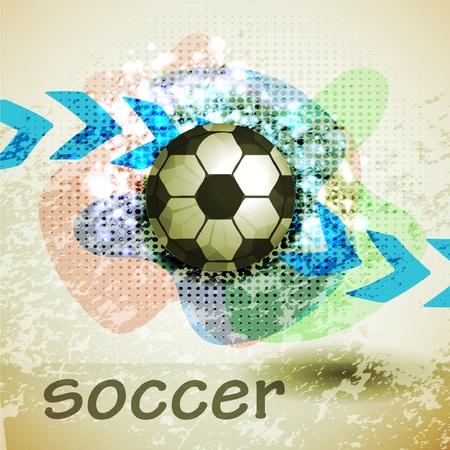 Soccer Ball 矢量图像