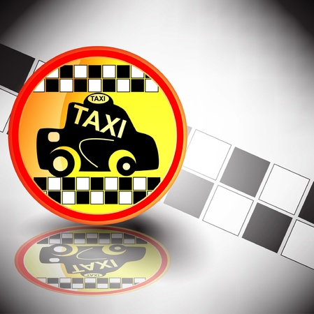 rental agency: taxi