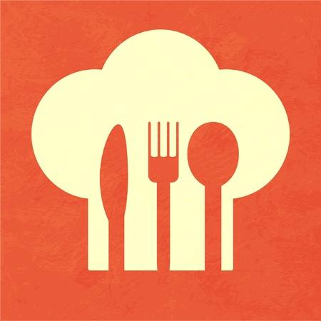 cuchillo y tenedor: restaurante a la carta