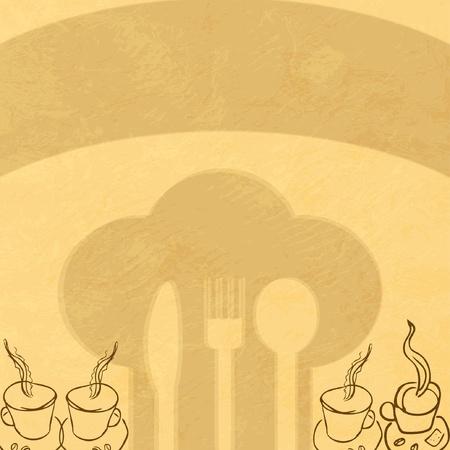 restaurant menu Stock Vector - 11242193