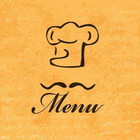 restaurant menu Stock Vector - 12659068