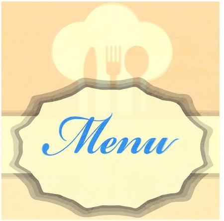restaurant menu Stock Vector - 12658845