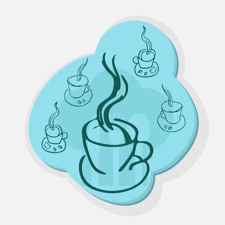 coffee Stock Vector - 13104700