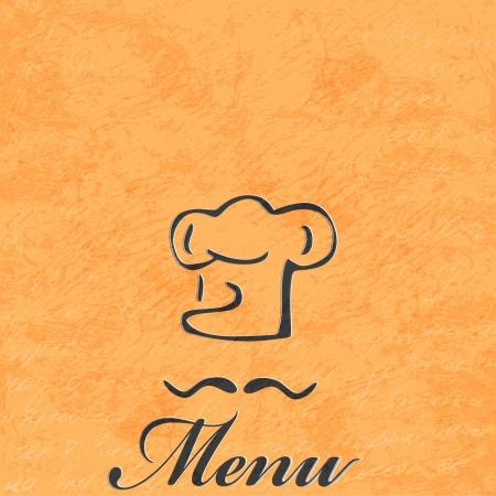 restaurant menu design Vector