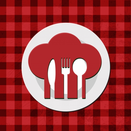 restaurant menu ontwerp Stock Illustratie
