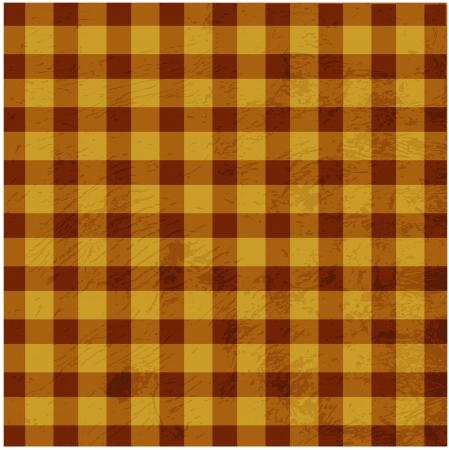Retro tablecloth texture Stock Vector - 14240851