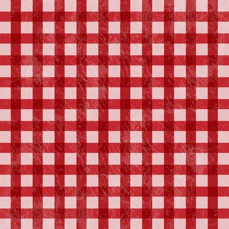 Retro tablecloth texture photo