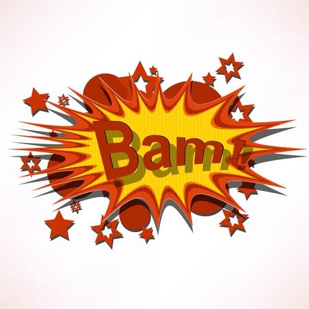 nuke: Bam. Comic book explosion.