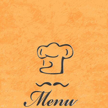 restaurant menu design photo