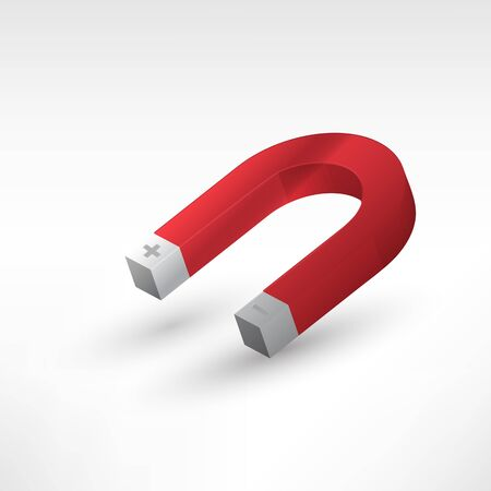 electromagnetism: horseshoe magnet