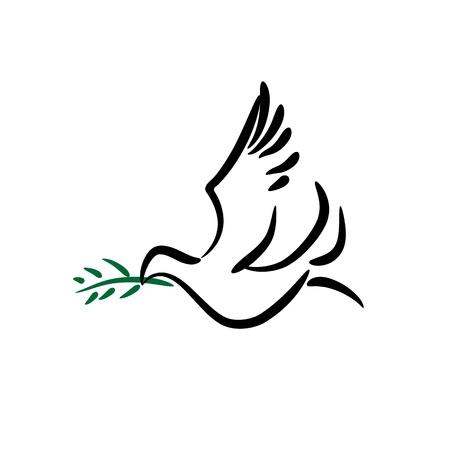 Dove of Peace Stock Photo - 17396841