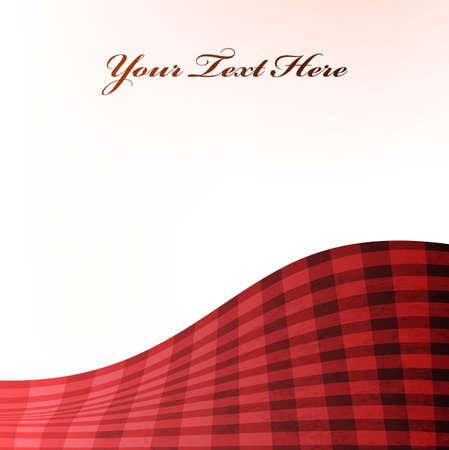 picnic cloth: picnic cloth Stock Photo