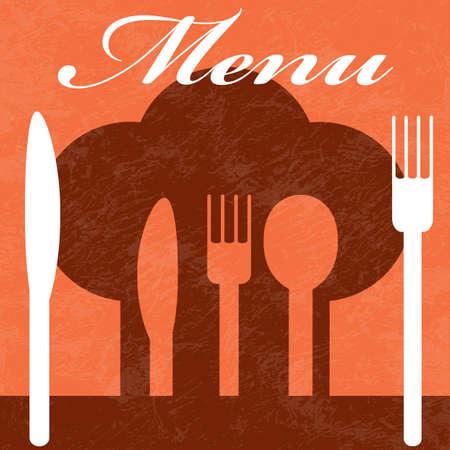 restaurant menu Stock Photo - 17397280