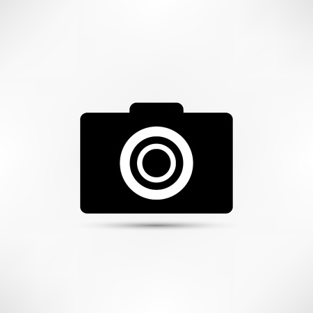 Camera Icon Stock Vector - 17397935