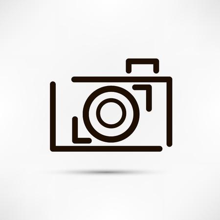 Camera Icon Stock Vector - 17397992