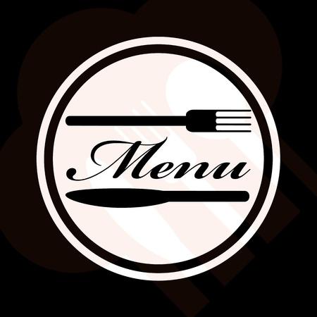 restaurant menu Stock Vector - 17397910