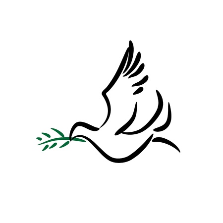 symbole de la paix: Colombe de la Paix
