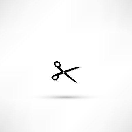 hairstyling: Scissors Icon